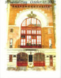 Landmarked Firehouse