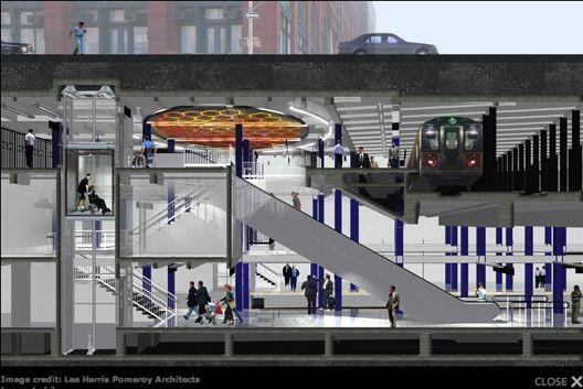 New Broadway Lafayette Station