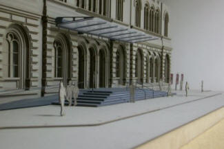 Construction on the Public Theater's Plaza to be discussion on Wednesday, April 20 at Cooper Union's Great Hall