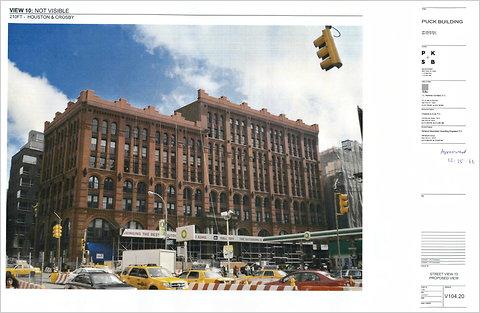 Puck Building Addition Proposal Dec. 2011