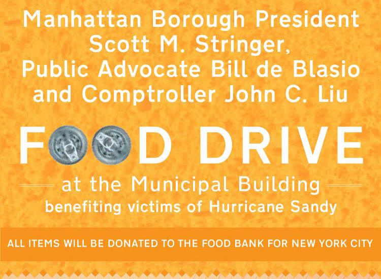 Hurricane Recovery-FoodDrive