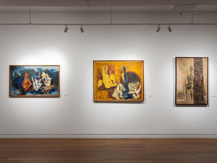 February Art - Aicon Gallery